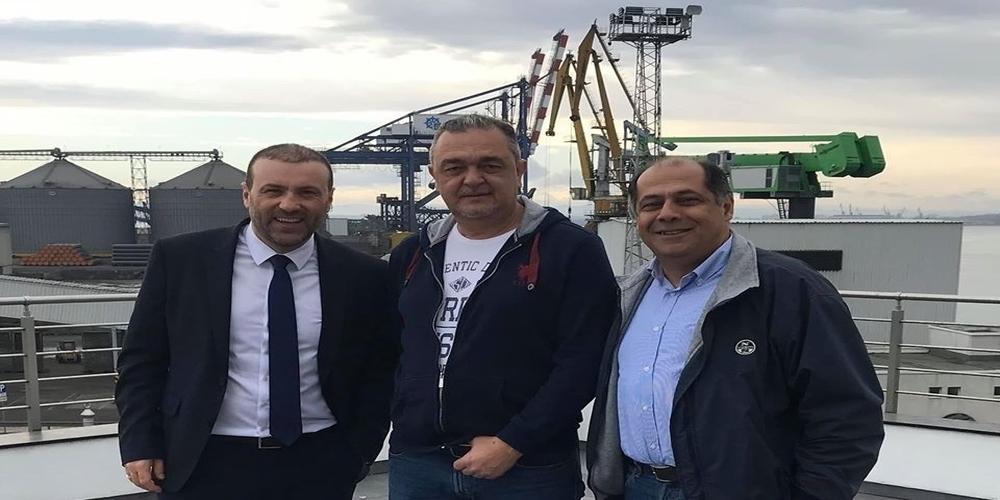 Στο Μπουργκάς της Βουλγαρίας η διοίκηση του Οργανισμού Λιμένος για το SABS project