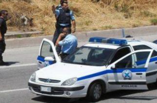 Τσάκωσαν στις Φέρες Έλληνα και αλλοδαπό, με κλεμμένο αυτοκίνητο από την Θεσσαλονίκη