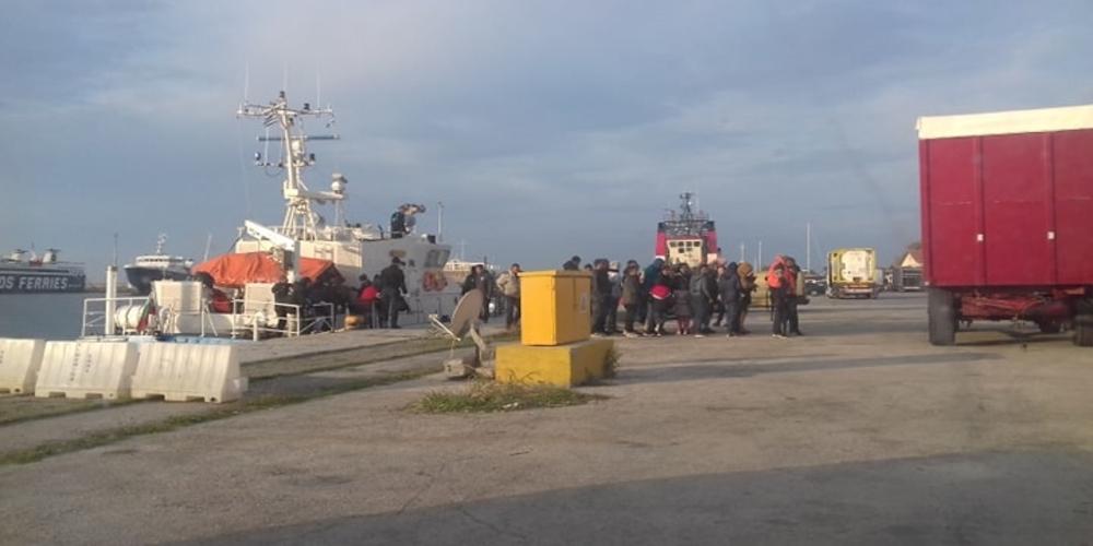 Η Αλεξανδρούπολη κοντεύει να ξεπεράσει τα νησιά του Αιγαίου σε αφίξεις λαθρομεταναστών απ' την θάλασσα