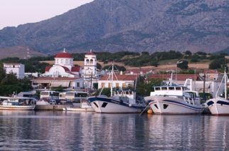 Photo of Samothraki.
