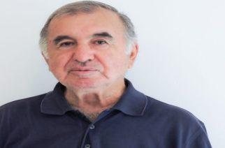 Συλλυπητήριο μήνυμα του Δημάρχου Αλεξανδρούπολης Γιάννη Ζαμπούκη για τον θάνατο του Γιώργου Χανού
