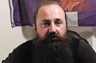 Κρατείται στο αυτόφωρο ο καθαιρεθείς κληρικός Ι. Καρασακαλίδης – Συνελήφθη για αντιποίηση αρχής – Τελούσε κηδεία σε χωριό