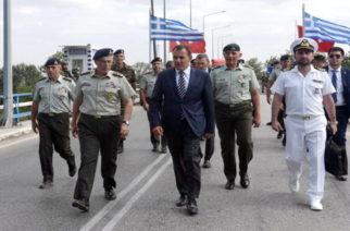 Ο υπουργός Εθνικής Άμυνας Νίκος Παναγιωτόπουλος έρχεται αύριο στον Έβρο – Επίσκεψη στις Καστανιές