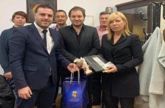 Τουριστική συνεργασία Μπουργκάς-Αλεξανδρούπολης και Περιφέρειας ΑΜ-Θ συζήτησε ο Αντιπεριφερειάρχης Θανάσης Τσώνης στην Βουλγαρία