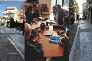 Αλεξανδρούπολη: Να καταργηθεί ο πεζόδρομος της οδού Κύπρου, ζήτησαν οι ταξιτζήδες απ' τον δήμαρχο Γ.Ζαμπούκη