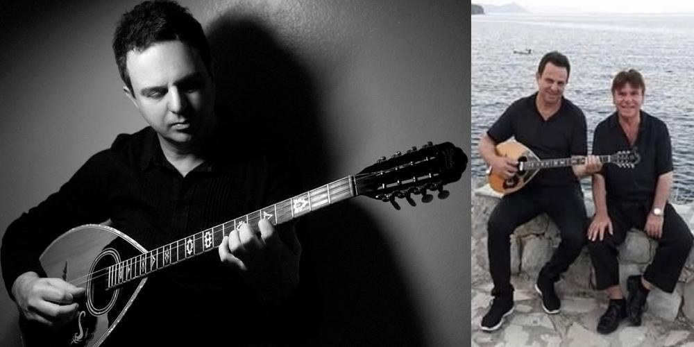 Ευριπίδης Νικολίδης: Προσωπικός δίσκος με κορυφαίους τραγουδιστές, απ' τον Εβρίτη συνθέτη και σολίστ του μπουζουκιού (ΒΙΝΤΕΟ)