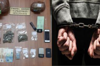 Ορεστιάδα: Συνέλαβαν 35χρονο Έλληνα με κοκαίνη και χασίς, ενώ τα έφερνε από Βουλγαρία