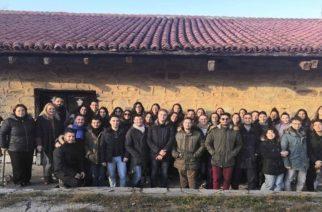 Οδοιπορικό της Χορευτικής Ομάδας Φοιτητών Ορεστιάδας στα χωριά Παλιούρι, Μεταξάδες, Ελληνοχώρι (ΒΙΝΤΕΟ+φωτό)