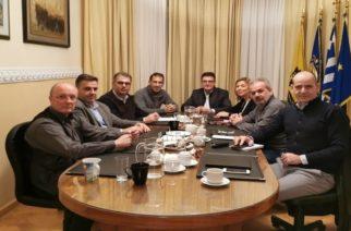 Έγινε η πρώτη διερευνητική συνάντηση για την αναβίωση του δημοσιογραφικού Συνεδρίου Σαμοθράκης