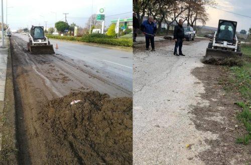 Δήμος Αλεξανδρούπολης: Καθαρισμός μετά από πολλά χρόνια σε Εργατικά Ν.Χιλής, Παλαγία, Αμφιτρίτη