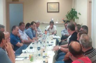 Αγρότες καλούν βουλευτές: Ελάτε να συζητήσουμε το θέμα των καταστροφών σε σιτηρά και βαμβάκι