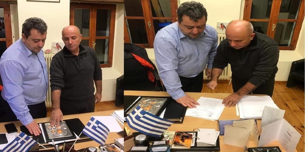 Σαμοθράκη: Ο Γιάννης Γλήνιας ορκίστηκε δημοτικός σύμβουλος στη θέση του αποθανόντος Γιώργου Χανού