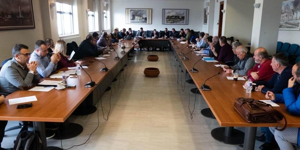 Δήμος Αλεξανδρούπολης: Σύσκεψη του Συντονιστικού Πολιτικής Προστασίας για ετοιμότητα στην χειμερινή περίοδο