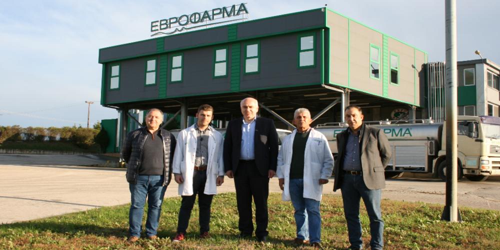 Διδυμότειχο: Την στήριξη της καινοτόμου επιχειρηματικότητας στον αγροδιατροφικό τομέα με 1,3 εκατ. ανακοίνωσε ο Περιφερειάρχης Χ.Μέτιος