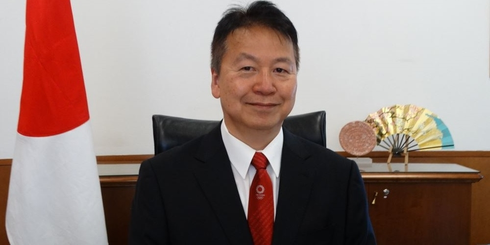 Τι θέλει να δει ο Γιαπωνέζος στην Αλεξανδρούπολη; Ο Πρέσβης της Ιαπωνίας έρχεται την Παρασκευή