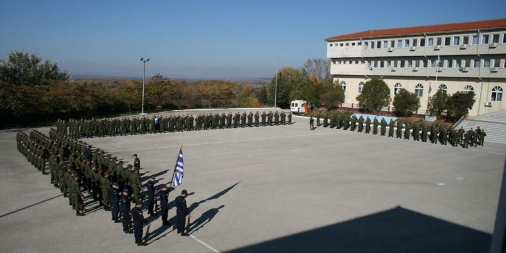 Η εκπαίδευση όλων των συνοριοφυλάκων που θα προσληφθούν (1.200), θα γίνει στην Σχολή Αστυφυλάκων Διδυμοτείχου