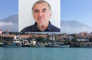Σαμοθράκη: Τελευταίο αντίο σήμερα στον επί τρεις θητείες δήμαρχο της Γιώργο Χανό