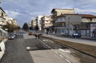 Ορεστιάδα: Έγινε viral ο… μισοστρωμένος δρόμος στο νέο κυκλικό κόμβο, αλλά και τα προβλήματα που δημιουργούνται