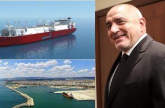 Ο Βούλγαρος Πρωθυπουργός Μπορίσοφ εξέφρασε φιλοτουρκικές θέσεις λόγω της δημιουργίας ενεργειακού κόμβου στην Αλεξανδρούπολη