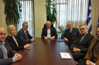 Συγκροτήθηκε η επιτροπή της Περιφέρειας ΑΜΘ για τα 100 χρόνια απότηνενσωμάτωση τηςΘράκης