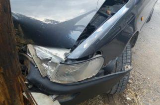 Διδυμότειχο: Αυτοκίνητο έκοψε στη μέση κολόνα της ΔΕΗ – Διακοπή ρεύματος στην περιοχή