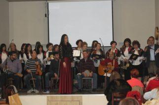 Αλεξανδρούπολη: Πρώτη εμφάνιση για την Βυζαντινή Χορωδία του Συλλόγου Καππαδοκών Έβρου