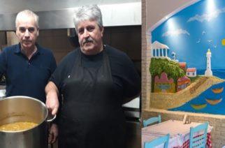 Αλεξανδρούπολη: Θέλετε ν' απολαύσετε ένα ζεστό, σπιτικό πιάτο… πατσά; Το ουζερί Αλέξης σας το σερβίρει