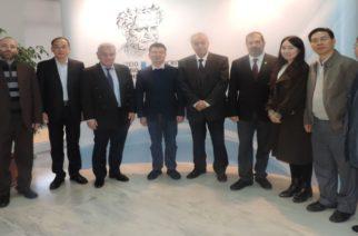 Μνημόνιο Συνεργασίας υπέγραψε το Δημοκρίτειο Πανεπιστήμιο Θράκης με το ΠανεπιστήμιοτηςGuangzhou της Κίνας