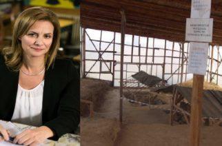"""Γκουγκουσκίδου: """"Ναυαγούν"""" τα όνειρα για το Μουσείο Μ.Δοξιπάρας-Ζώνης από αδιαφορία και καθυστερήσεις"""