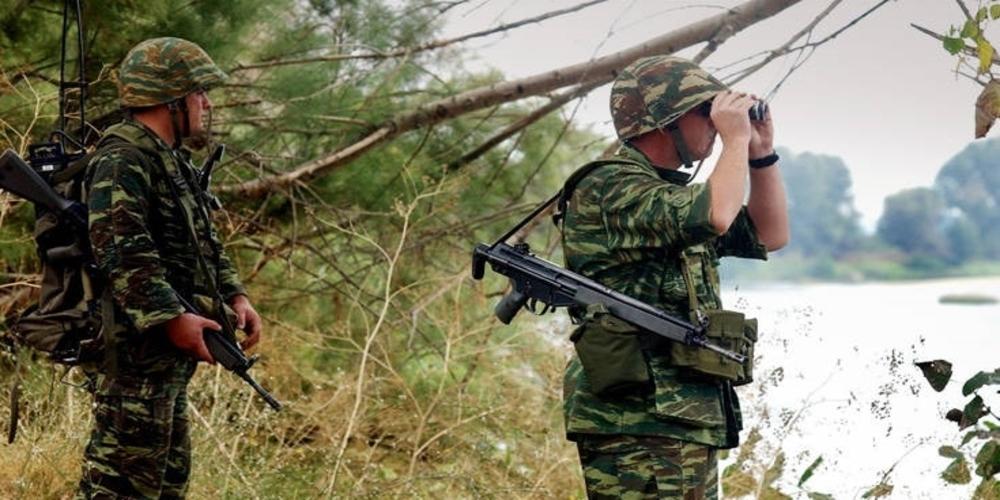 """Ο στρατός """"επιστρατεύεται"""" για τον έλεγχο, μαζί με την αστυνομία, των λαθρομεταναστευτικών ροών στον Έβρο"""