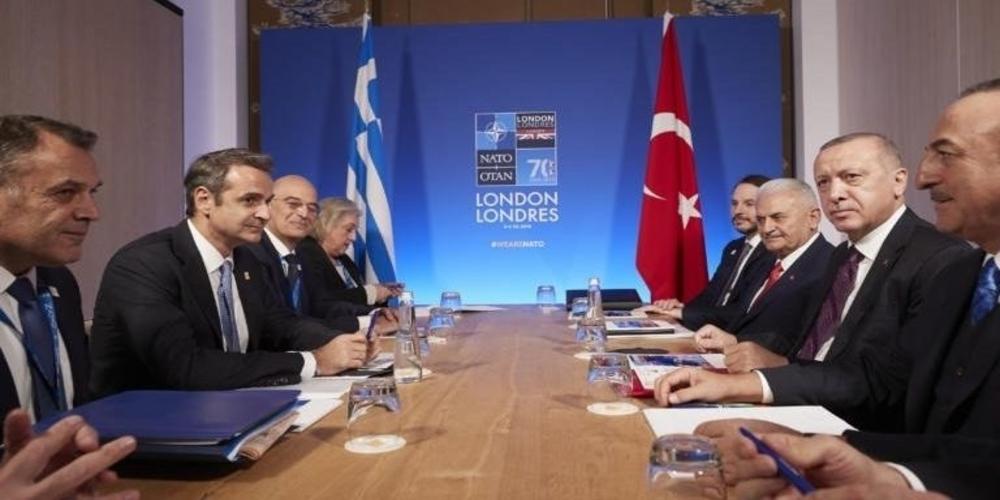 """Παναγιωτόπουλος: """"Ετοιμαζόμαστε για όλα τα ενδεχόμενα, σε όλα τα επίπεδα με την Τουρκία"""""""