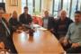 Συνάντηση της Ένωσης Αστυνομικών Υπαλλήλων Αλεξανδρούπολης, με τον δήμαρχο Γιάννη Ζαμπούκη