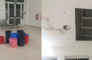 """Επιτέλους: Εγκρίθηκαν εργασίες επισκευής της οροφής του """"Δημόκριτος"""" για το οποίο είχαμε κάνει ρεπορτάζ"""