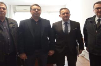 Σημαντικά αιτήματα έθεσαν στον Κυβερνητικό εκπρόσωπο Στέλιο Πέτσα οι αστυνομικοί της Αλεξανδρούπολης