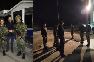 """Μήνυμα Στεφανή από Καστανιές: """"Ισχυρές Ένοπλες Δυνάμεις εγγυώνται την υπεράσπιση των κυριαρχικών μας δικαιωμάτων"""""""