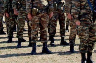Ερώτηση στη Βουλή για αδικίες σχετικά με Τοποθετήσεις-Μεταθέσεις εν ενεργεία αιρετών Στρατιωτικών (ΕΓΓΡΑΦΟ)