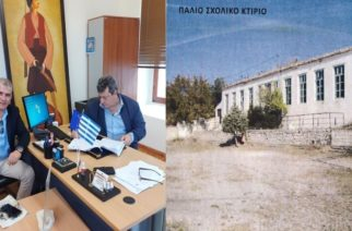 Σαμοθράκη: Η δημοτική αρχή Γαλατούμου προχωράει τη δημιουργία χώρου πολιτιστικών εκδηλώσεων στα Αλώνια