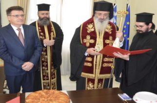"""Κοπή βασιλόπιτας της Αντιπεριφέρειας Έβρου – Πέτροβιτς: """"Ενότητα και συνεργασία όλων των φορέων"""""""