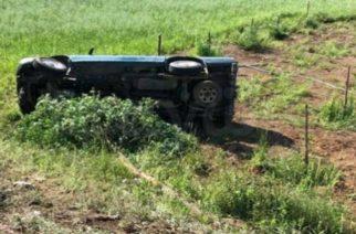 Θρήνος στην Ορεστιάδα: Νεκρή 44χρονη στα Ρίζια από ανατροπή αυτοκινήτου