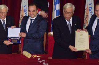 Διδυμότειχο: Μηνύματα του δημάρχου Ρωμύλου Χατζηγιάννογλου για εγκατάλειψη της περιοχής παρουσία του Προκόπη Παυλόπουλου