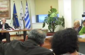 ΒΙΝΤΕΟ: Έχει δίκιο τελικά, τεράστιο δίκιο, ο τέως δήμαρχος Βαγγέλης Λαμπάκης