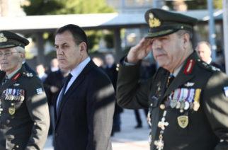 Ανέλαβε σήμερα ο νέος Αρχηγός ΓΕΣ Αντιστράτηγος Χαράλαμπος Λαλούσης