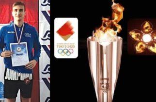 Ν.Ο.Αλεξανδρούπολης: Ύψιστη τιμή η συμμετοχή του αθλητή μας Αναστάσιου Κούγκουλου στην Ολυμπιακή Λαμπαδηδρομία