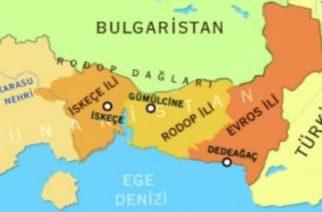Προκλητικά τουρκικά δημοσιεύματα μιλούν για… ανεξαρτησία της Θράκης και θέτουν τελεσίγραφα