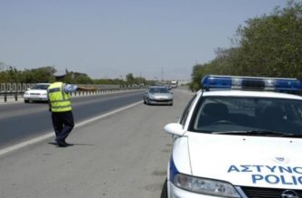 Μπλόκαραν και συνέβαλαν στην Εγνατία οδό 45χρονο που οδηγούσε χωρίς δίπλωμα