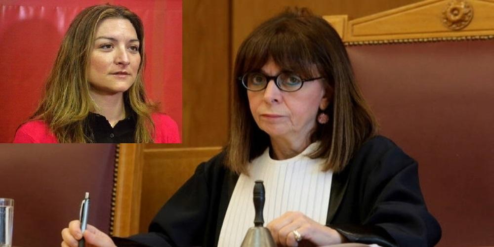 Ο Τσίπρας πως αποδέχθηκε για Πρόεδρο Δημοκρατίας την Σακελλαροπούλου; Η Γκαρά που δήλωσε επιφυλακτική, ρωτήθηκε;