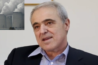"""Βασίλης Τσολακίδης: """"Η Ελλάδα στο δρόμο για την οικονομία χωρίς άνθρακα"""""""