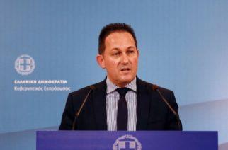 Τους συνοριοφύλακες στις Φέρες και την Αστυνομική Διεύθυνση Αλεξανδρούπολης θα επισκεφθεί ο Κυβερνητικός Εκπρόσωπος Σ.Πέτσας