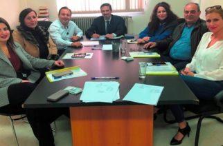 Ανέλαβε τα καθήκοντα της η νέα διοίκηση της Αναπτυξιακής Εταιρείας Έβρου