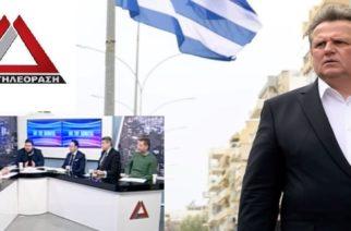 Επιστολή έντονης διαμαρτυρίας της παράταξης Μυτιληνού στην ΔΕΛΤΑ Τηλεόραση, για τον αποκλεισμό της από εκπομπή